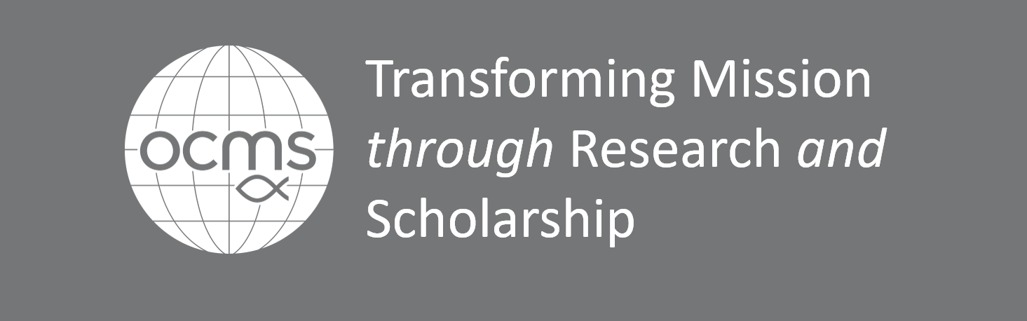 Transforming Mission through Research and Scholarship